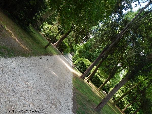 Castello del Catajo e il suo giardino