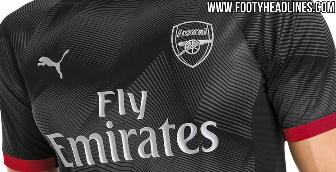 0ad5212d3 Last-Ever By Puma - 3 Arsenal 2019 Pre-Match Jerseys Released ...
