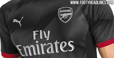 eece8be37 Last-Ever By Puma - 3 Arsenal 2019 Pre-Match Jerseys Released