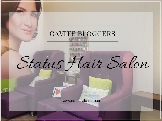 Status Hair Salon is now in Cavite