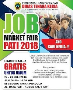 Job Market Fair Pati