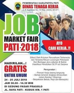 Job Market Fair Pati