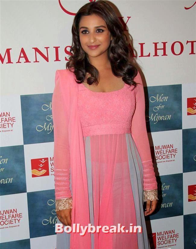 Parineeti Chopra, Top Bollywood Celebs at Men For Mijwan Charity Fashion Show