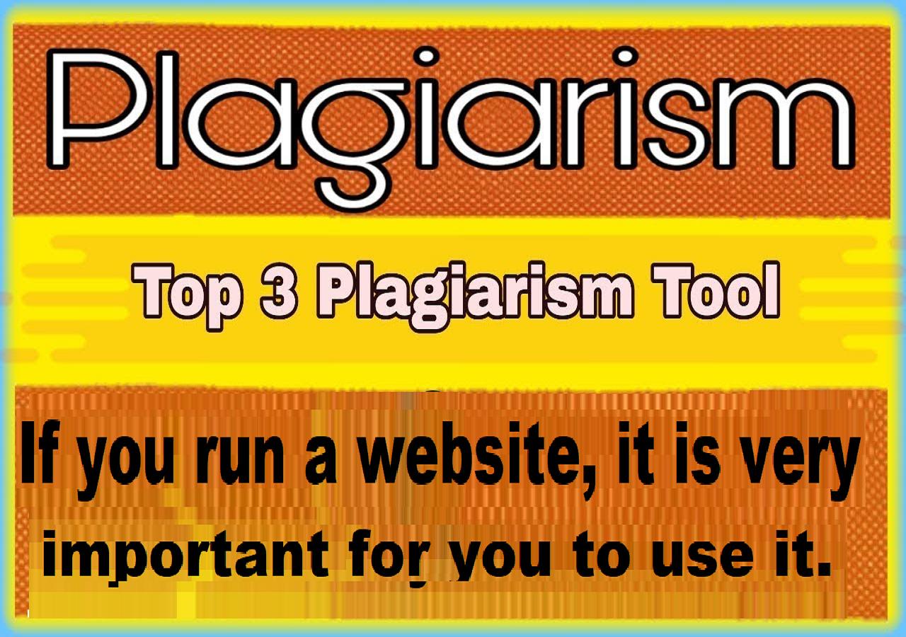 best plagiarism finder