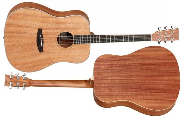 Guitarra acústica Tanglewood TWUD