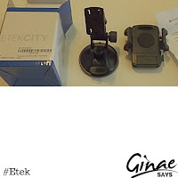 Product Review: Etekcity 2pcs Auto-Smart 360° Universal Car Mount Holder