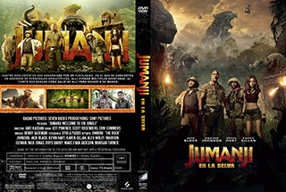 Jumanji: Welcome to the Jungle - Jumanji: En la selva