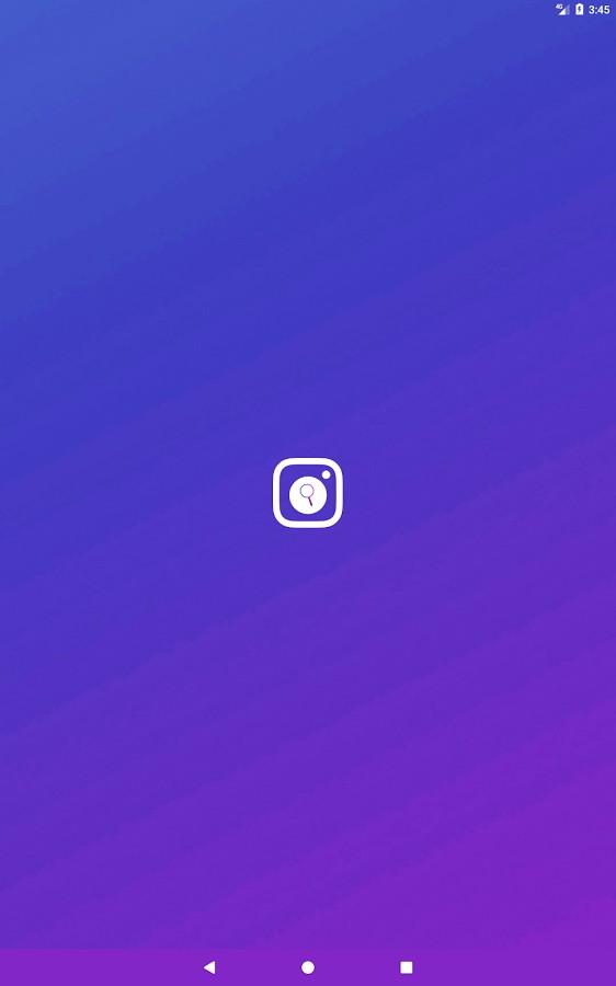 تطبيق جديد لعرض صور اكونتات الانسجرام بحجمها الكبير بطريقة سهلة وبسيطة InstaPic Expander
