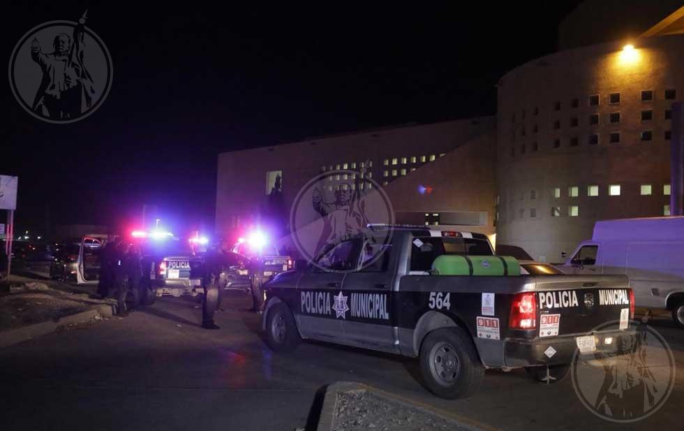 Ataques simultáneos a policías dejan un Sicario muerto y un policía y menor heridos