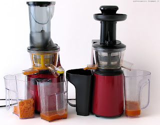 Klarstein Fruitpresso 2G e oneConcept SlowJuicer
