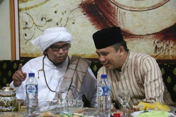 Gubernur Lampung Hadiri Haftahul Imtihan Ponpes Wali Songo KE-XXXI.