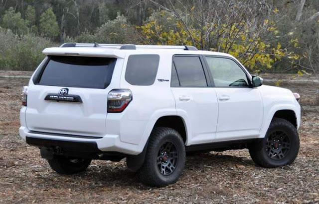 2018 Toyota 4Runner Price, SR5, TRD Pro, TRD Off Road, and Limited
