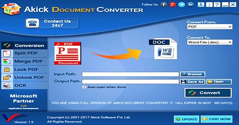 free-akick-document-converter