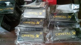 Crsyatal X