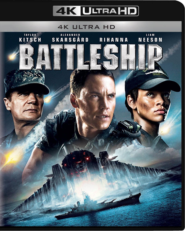 Battleship [2012] [UHD] [2160p] [Latino]