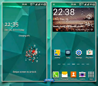 Kumpulan Custom ROM Advan S4 TV analog