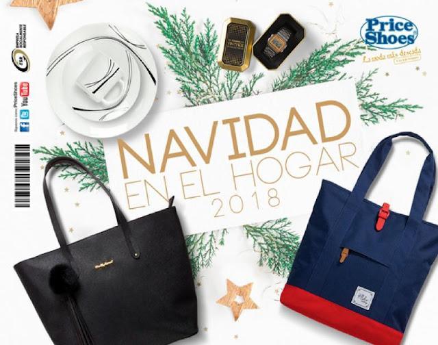 Catalogo Price shoes Navidad 2018