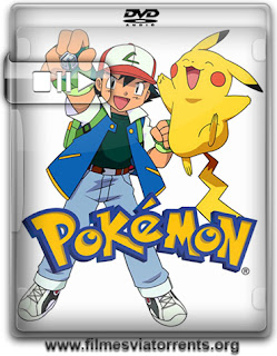 Pokémon 1ª a 4ª Temporada Torrent - TVRip