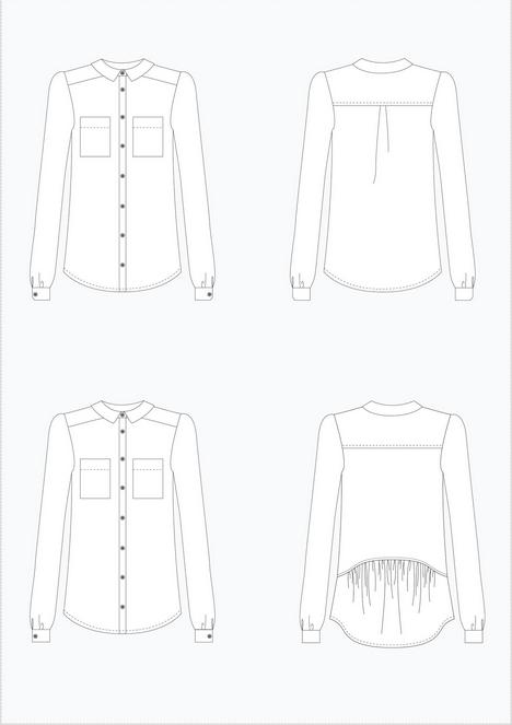 http://shop.grainlinestudio.com/collections/tops/products/archer-button-up-shirt
