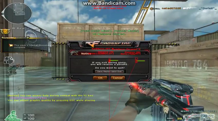 cheat crossfire wh
