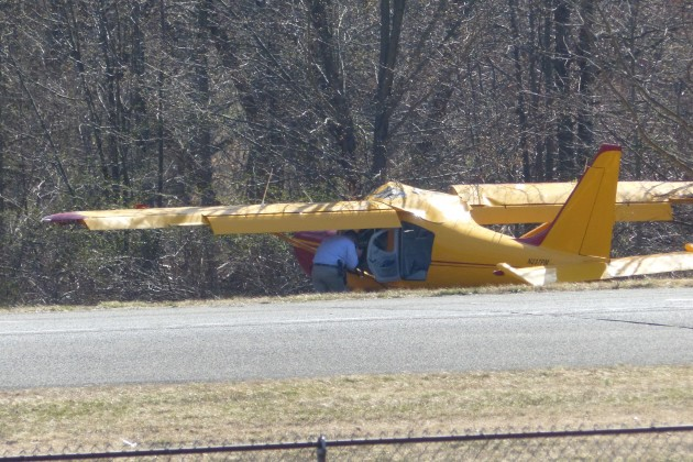 Kathryn's Report: Glasair Sportsman GS-2, N237PM: Accident
