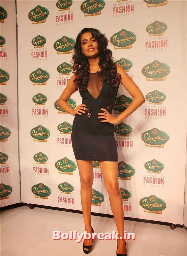 Sarah Jane Dias, Hot Celebs at Signature International Fashion Weekend