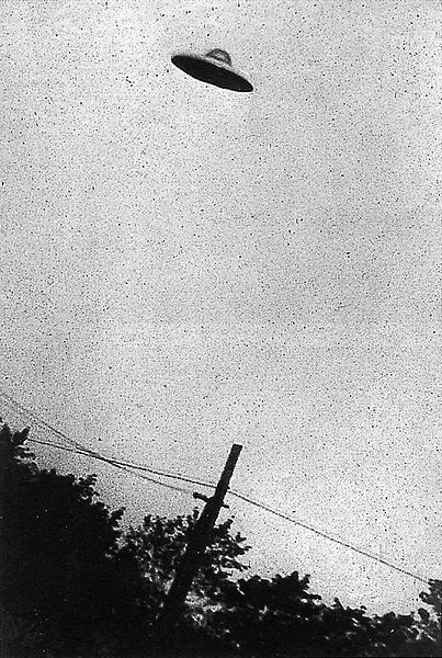 zdjęcia UFO