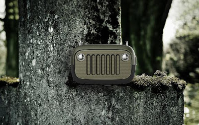 Jeep Inspired Speaker