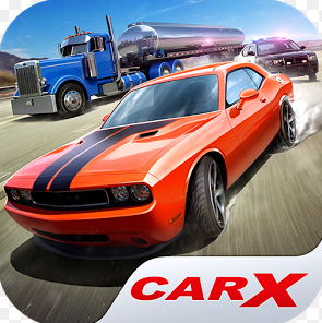 Download CarX Highway Racing Mod Apk + Data For Android [Unlimited Money]