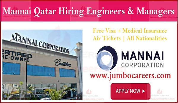 Mannai Corporation Qatar Jobs and Careers 2019 for Engineers and