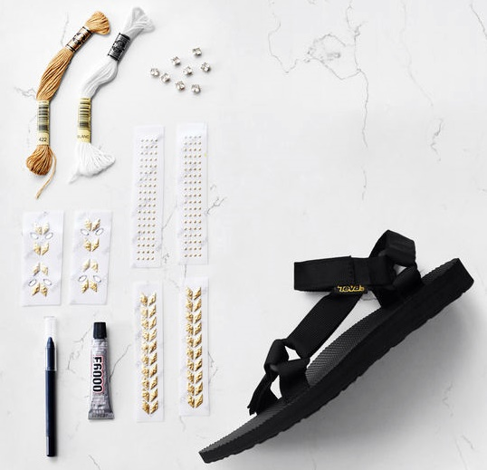 e08ae2fa9a0 DIY Swarovski Crystals Holiday Gifts from Teva x HonestlyWTF ...