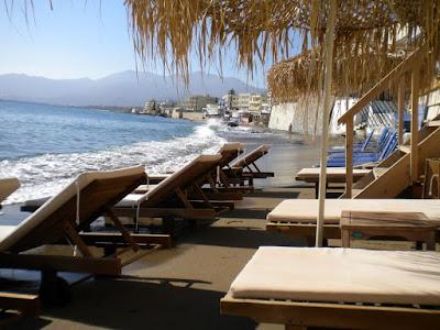 Pe plajele lui Zeus Olimpianul (Creta 2010)