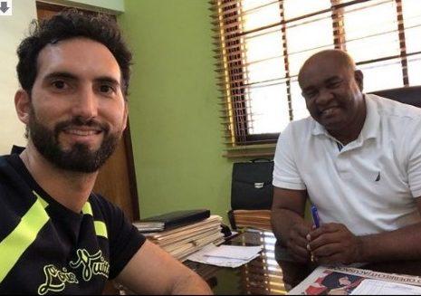 Karim Abu Naba'a propone a Quirino como alcalde de Elias Piña