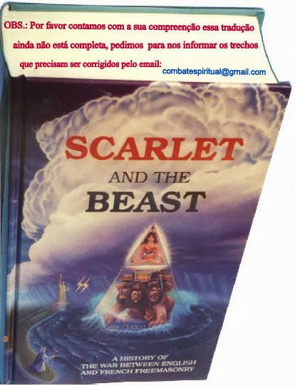 Escarlate e a Besta  ESCARLATE E A BESTA 926ff3af54