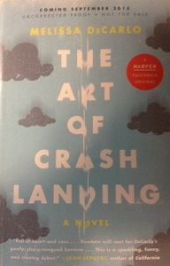 The Art of Crash Landing / ARC Giveaway