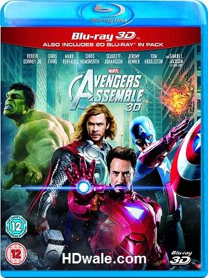 The Avengers full Movie Download (2012) 1080p & 720p BluRay