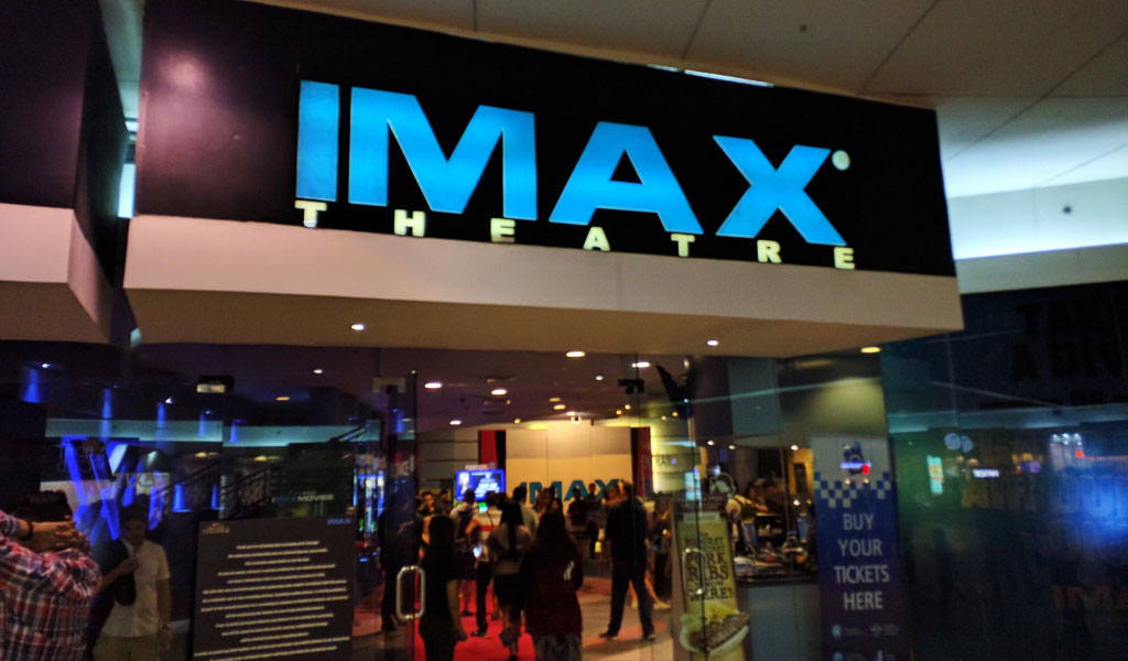 Doctor Strange on IMAX Theatre Mall of Asia