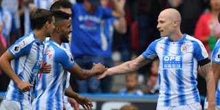 Huddersfield wins second consecutive wins 1-0 on Newcastle United