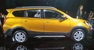 Harga Mobil Datsun Go Cross 2018