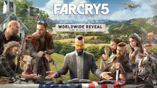 Far Cry 5 - Trailer e data de lançamento revelados