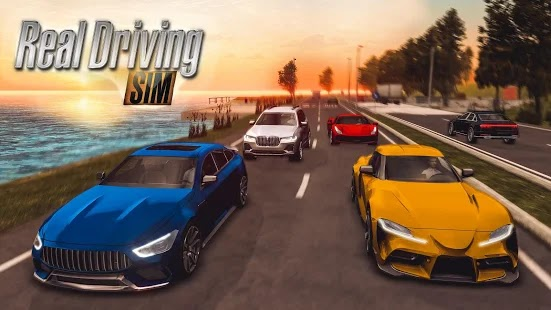 Real Driving Sim Apk+Data Free on Android Game Download