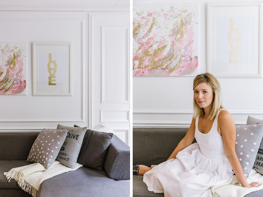 At Home With Emily Sell, owner of Ever After Press