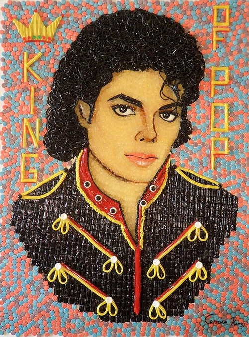 07-Michael-Jackson-cristiam-Ramos-Candy-Nail-Polish-Toothpaste-for-Sculptures-Paintings-www-designstack-co