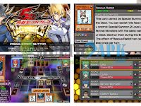 Yu-Gi-Oh! 5D's Tag Force 6 ISO PPSSPP Android