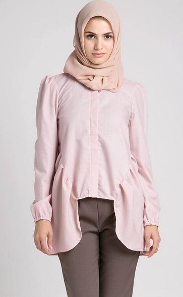 Koleksi Gambar Baju Muslim Wanita Terbaru 2015