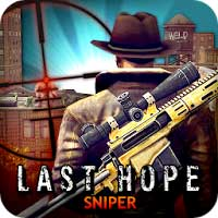 Last Hope Sniper – Zombie War 1.5 Apk + Mod