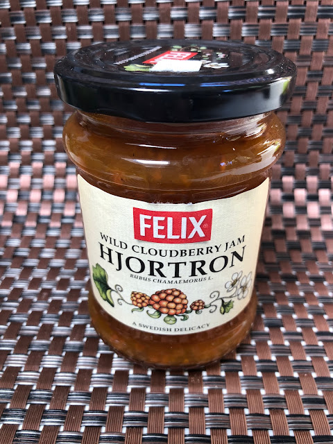 Swedish preserves UK