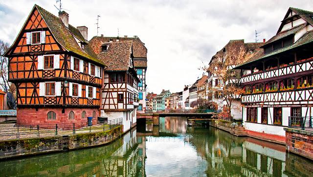 Chasse au trésor à Strasbourg