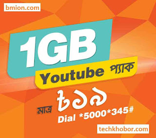 Banglalink-1GB-Youtube-Pack-19Tk