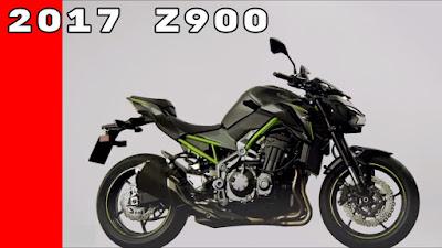 2017 Kawasaki Z900 HD Pics